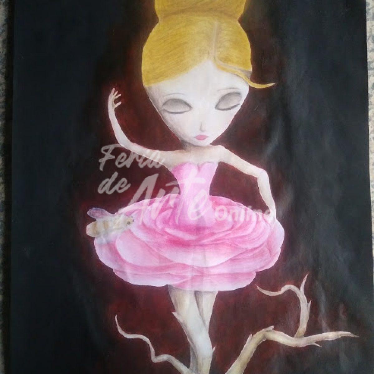 La flor del ballet