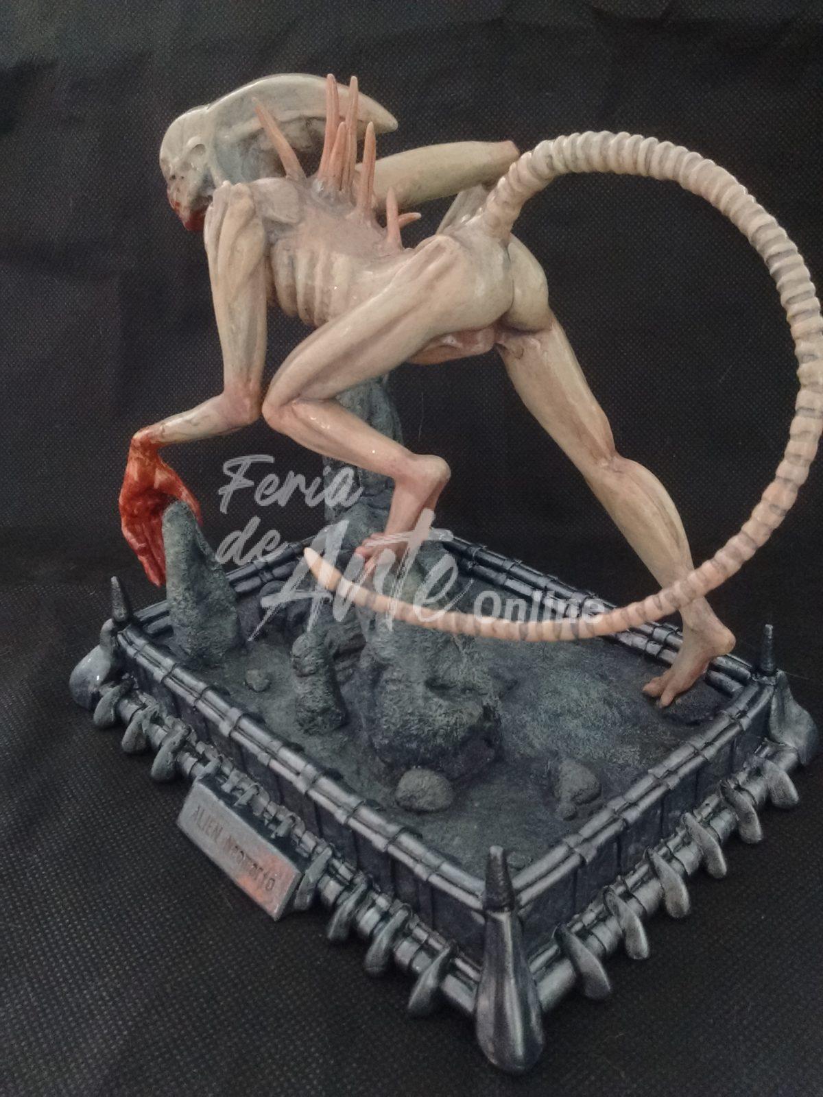 Alien neomorfo